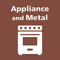 Appliance and metal image